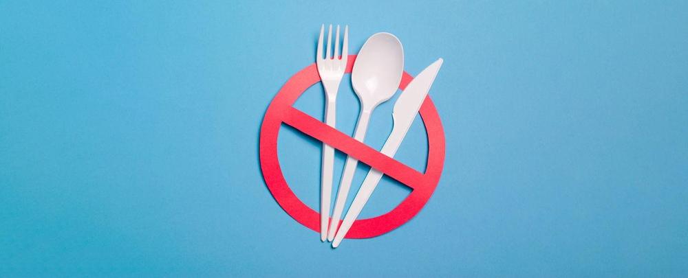 Запрет на пластиковую посуду в общепите с 1 января 2021 года